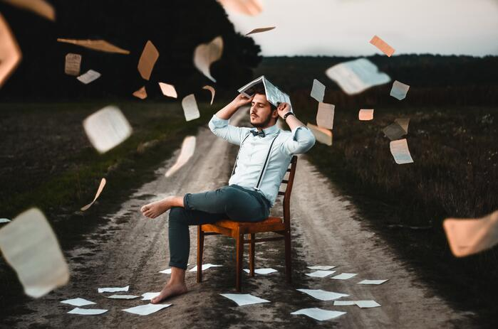 Unohda työpaikka häsellys ja keskity olennaiseen